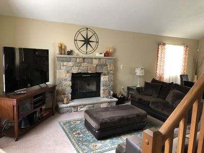 Photo for Large creek side home with access to resort amenities!