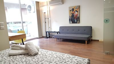 Photo for Cherry Apartment ( a  lux 4 room apartment in the center of Athens)