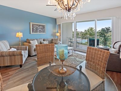 Photo for ☀2BR Sterling Shores 215☀ OPEN Jun 13 to 15 $1024! 100ft 2 Beach- GulfFront Pool