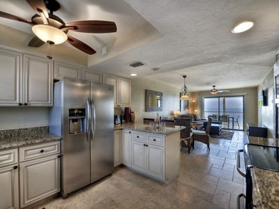 Photo for Direct Beachfront Completely Remodeled 2 bed, 2bath