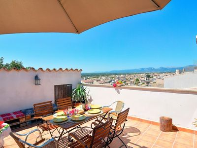 Photo for 3BR House Vacation Rental in Llubí, Illes Balears