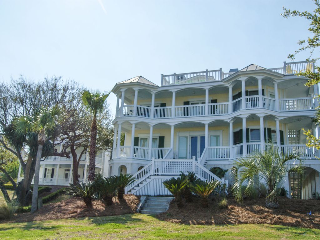 Most Gorgeous Home On Tybee Island Georgia Homeaway