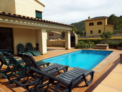 Photo for Villa In Peaceful Rural Location With Private Pool (open May-September)