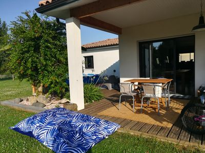 Photo for Family house in the heart of Occitania, quiet and surrounded by nature