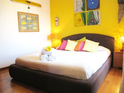 Photo for Lateran House BIG, bright & cozy flat close to Colosseum and metro