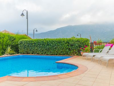 Photo for Country side luxury villa with private pool close to beach, mountain and golf!