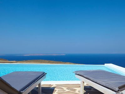 Photo for Villa Silver Moon In Mykonos