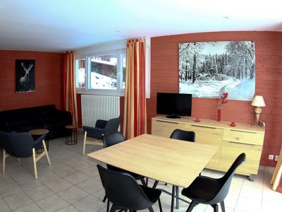 Photo for apartment/ flat Gérardmer near city center, near the lake and ski slopes