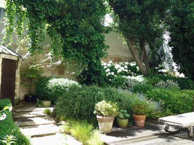 Photo for Le Jardin Tourny - Apartment for 2 people in Bordeaux