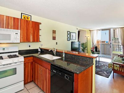 Photo for Ocean View Remodeled Condo, Pool, Hot Tub, BBQ, Roof Top Deck