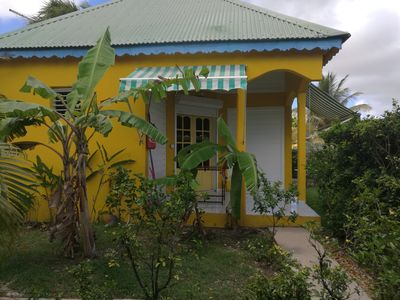 Photo for banana bungalow of the domaine de marly