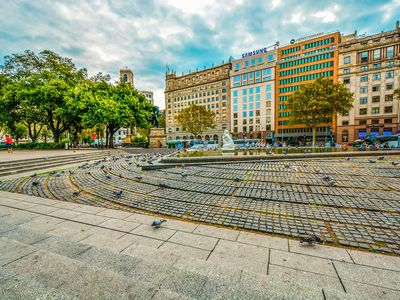 Photo for City center apartment with balcony in Barcelona