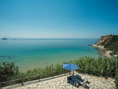 Photo for Unique property with magnificent Sea View