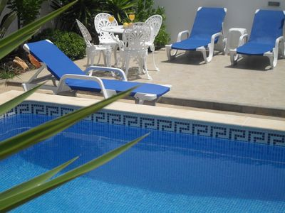 Photo for Large Spacious Modern Villa in Tavira Town with Private Pool & WIFI
