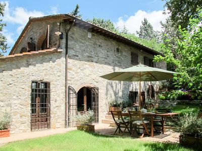 Photo for Vacation home La Misura  in Castellina in Chianti (SI), Siena and surroundings - 6 persons, 4 bedrooms