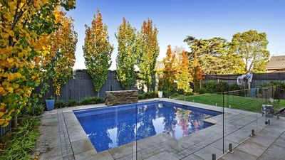 Photo for Luxury Hampton Haven with Solar heated pool