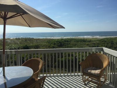 Photo for Stay On The BEACH!  In This Beautiful Fully-Equipped Condo