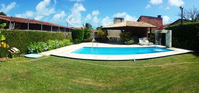 Photo for House with swimming pool in the beach of Paripueira