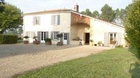 A very large and comfortable gite. Clean throughout. Very generous size with good facilities.
