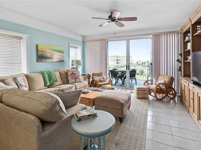Photo for Oceanfront Condominium with pool! Plenty of Room for Family and Friends!
