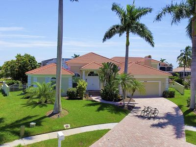 Photo for Welcome to 1896 Calusa Court, a stunning four-bedroom, three bathroom home located at the end of ...