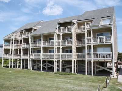 Photo for Cloud Nine: 3 BR / 2 BA condo in Caswell Beach, Sleeps 6