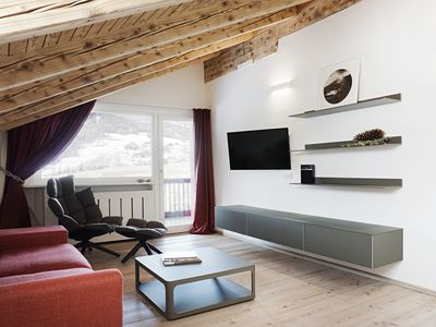 Photo for Brand new modern 2 bedroom flat in Cortina d'Ampezzo