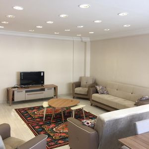Living area and Tv