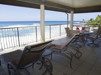 Photo for Breathtaking Oceanfront - 2 bedroom 2 bath Penthouse - Corner-Elevator-Remodeled
