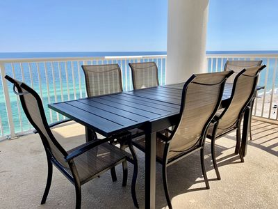 Photo for Awesome Views from this Beachfront Penthouse Condo on the 14th Floor!
