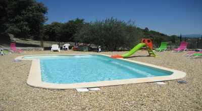 Photo for 1BR Apartment Vacation Rental in Tornac, Occitanie