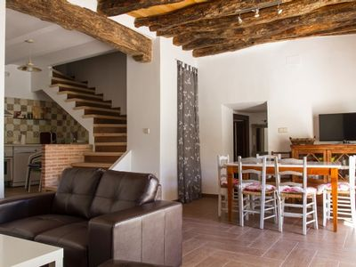 Photo for 5BR Cottage Vacation Rental in Vellisca, Cuenca