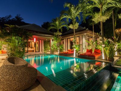 Photo for *Ultimate Koh Samui Fantasy Villa*(Balinese Design)