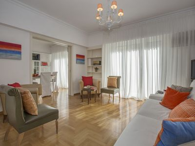 Photo for Vintage design apartment in the center of the city