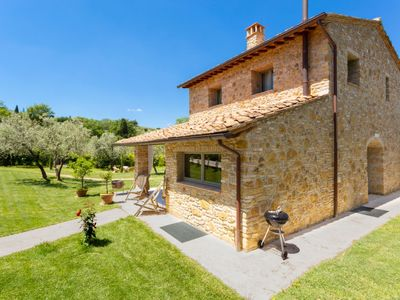 Photo for Vacation home Meletta in Gambassi Terme - 8 persons, 3 bedrooms