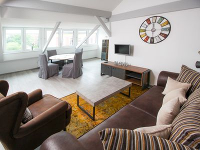 Photo for Schiller-Quartier 15 Loft apartment no. 4
