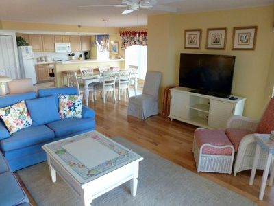 Photo for Beautiful Oceanfront Condo in Litchfield by the Sea