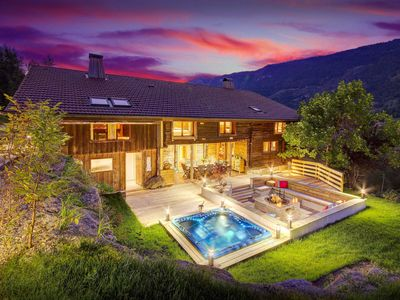 Photo for Cinema, jacuzzi & a pool are among the luxury 5* facilities - OVO Network