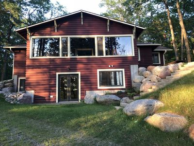 Photo for Pristine Lake Katherine Rental-5 mins to downtown Minocqua! Historic Pine Cove