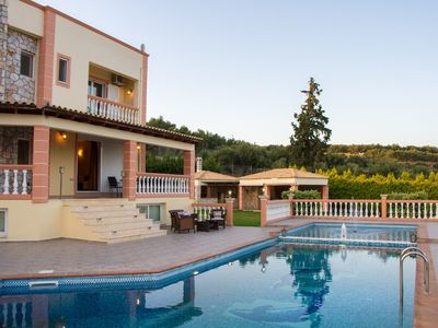 Photo for Villa Roula 5BR - In Chania