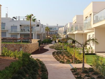 Photo for Luxury apartment for 6 persons Vistabella Golf