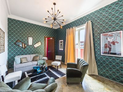 Photo for Nazionale A - Three Bedroom Apartment, Sleeps 8