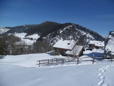 Photo for Chalet real comfortable, quiet and near the village, 6 people