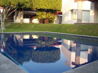 Photo for Beautiful vacation house in Cuernavaca