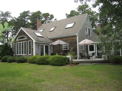 Photo for Lovely Contemporary Offering Privacy & Proximity to Beaches Ponds & Nat Seashore