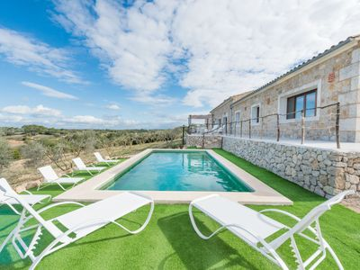 Photo for Vacation home Sa Casa Rotja in Mallorca/Sineu - 8 persons, 4 bedrooms