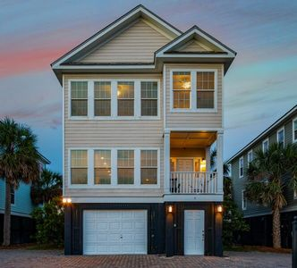 Photo for Pavilion Place on Isle of Palms ~ PORCH, POOL ACCESS, STEPS FROM THE BEACH!