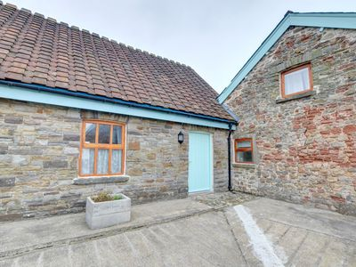 Photo for Spacious, comfortable accommodation for two in a group setting, Grade II listed converted farm build