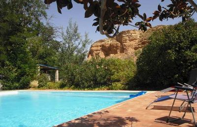 Photo for Casas - Cueva Cortijo La Tala for 2 people