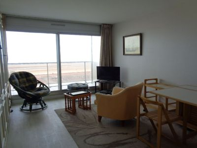 Photo for Residence GULF STREAM Studio facing sea for 4 people on the 5th floor